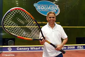 Outsize Squash Racket The Psychology of Buying a Squash Racket: Part 1