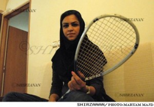 Sahar Saremi Interview arton2630 3582d 300x210 Squash in Iran: Hijab Stories 