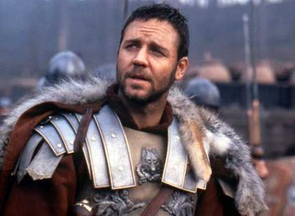 Gladiator russellcrowe wideweb  430x315 My Name Is Maximus Decimus Meridiusand I Will Play Squash