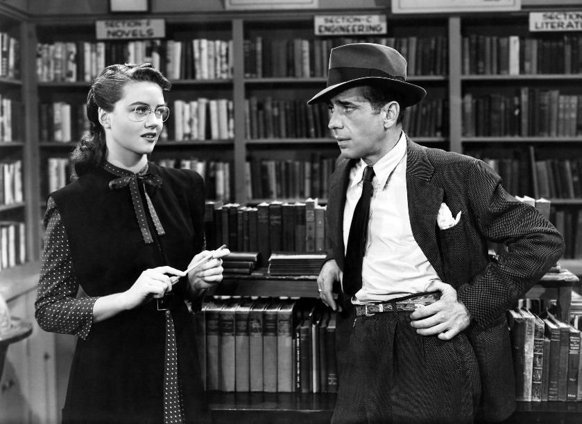 The Big Sleep 1946 Bogart Malone The Big Squash (à la Raymond Chandler) Part One