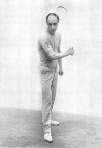 1908 Vane Pennell 207x300 Squash and the London Olympics