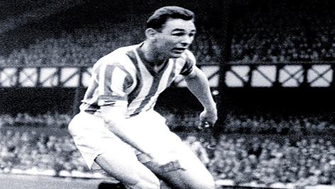 Brian Clough Playing for Sunderland