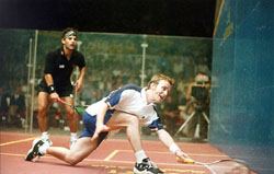 World Open Final 1999 Hello and Goodbye